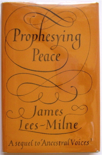 Prophesying Peace