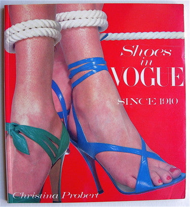 Shoes in Vogue since 1910