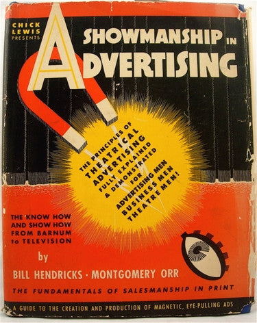 Showmanship in Advertsing