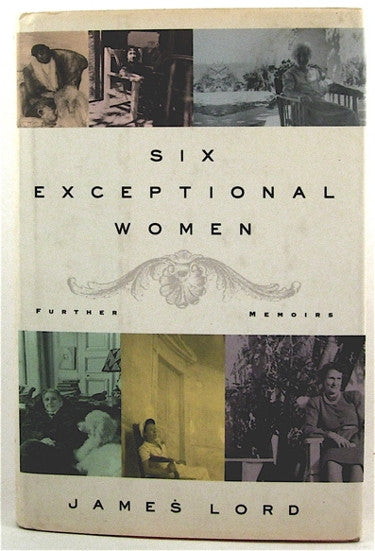 Six Exceptional Women  Further Memoirs