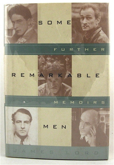 Some Remarkable Men  Further Memoirs