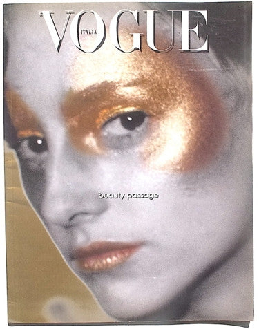 Supplemento di Vogue Italia July 2000  n. 599
