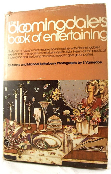 The Bloomingdale's Book of Entertaining