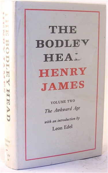 The Bodley Head Henry James/ The Awkward Age