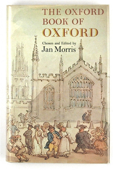 The Oxford Book of Oxford