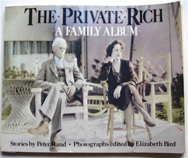 The Private Rich