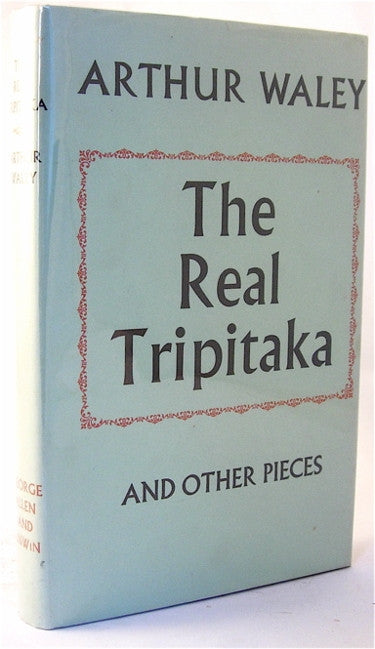 The Real Tripitaka