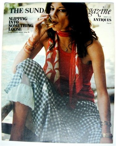 The Sunday Times Magazine August 6, 1972