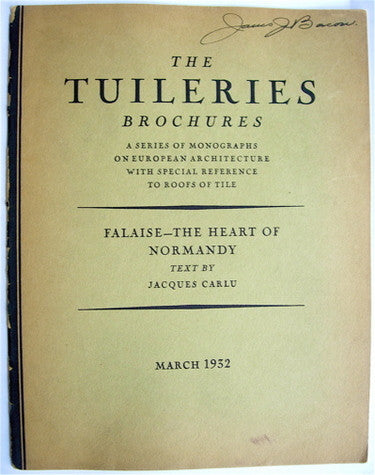 The Tuileries Brochures:  Falaise- The Heart of Normandy