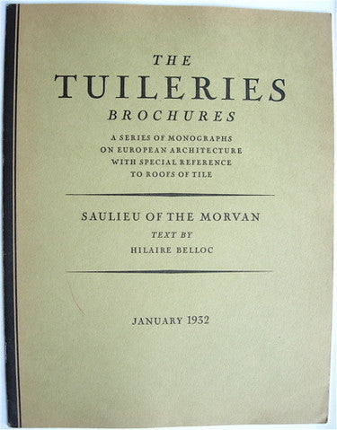 The Tuileries Brochures:  Salieu of the Movran