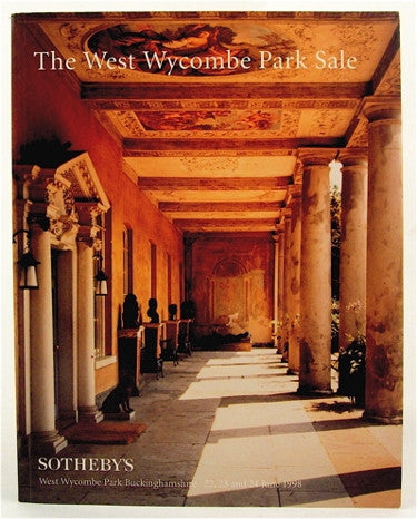The West Wycombe Park Sale
