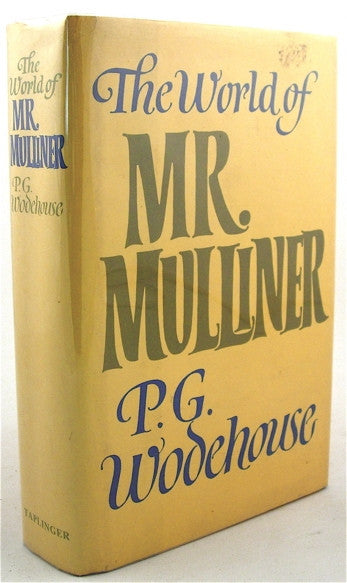 The World of Mr Mulliner