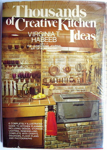 Thousands of creative kitchen ideas