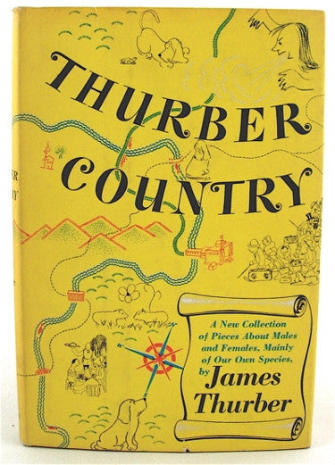 Thurber Country