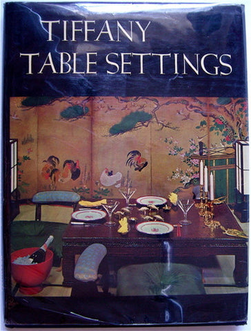 Tiffany Table Settings 1960