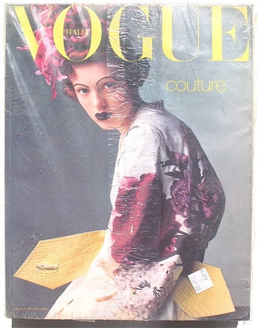 Vogue Italia Marzo 1997 n. 559- still sealed with supplement