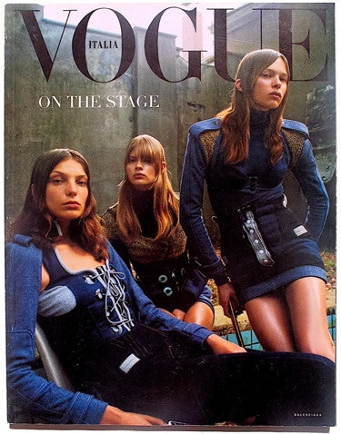 Vogue Italia The Fashion Manual Supplemento al N. 635