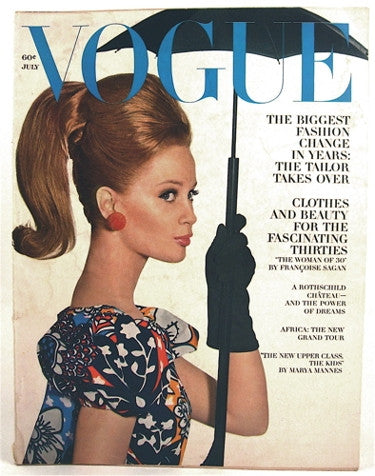 Vogue Magazine July 1963
