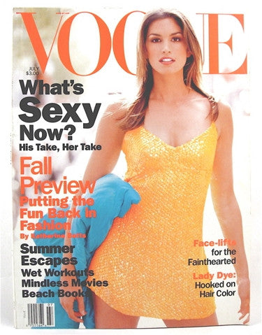 Vogue Magazine July 1994