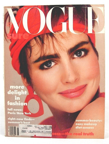 Vogue Magazine June 1985