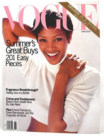 Vogue Magazine June 1993