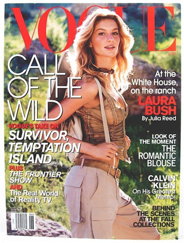 Vogue Magazine June 2001