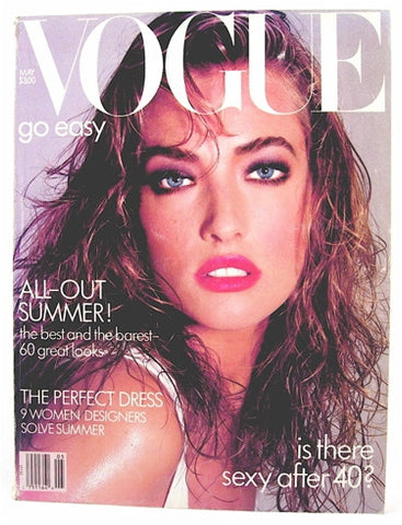 Vogue Magazine May 1987