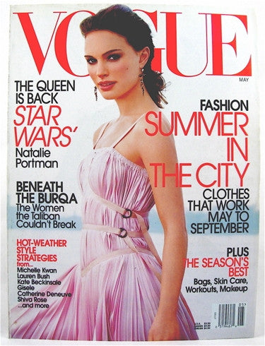 Vogue Magazine May 2002