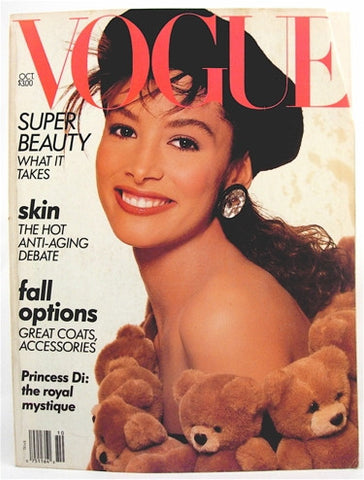Vogue Magazine October 1988