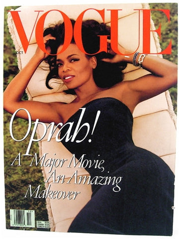 Vogue Magazine October 1998