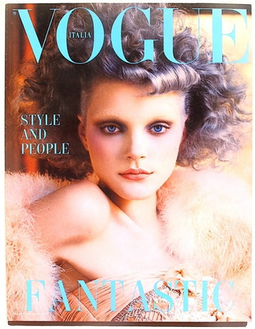 Vogue Unique Supplemento al Numero 637 di Vogue Italia