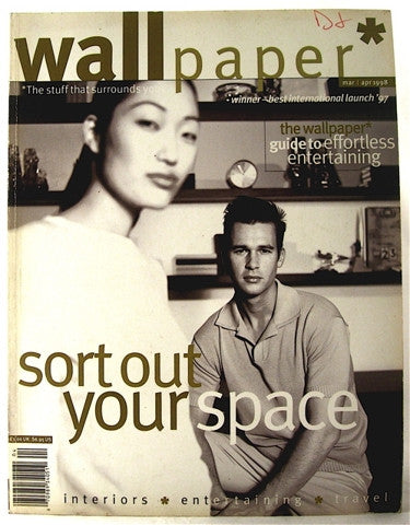 Wallpaper 9  March/April 1998
