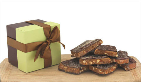 1 lb. Box Toffee