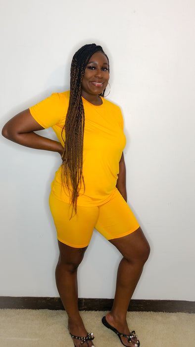 Keep it Simple (Mustard)