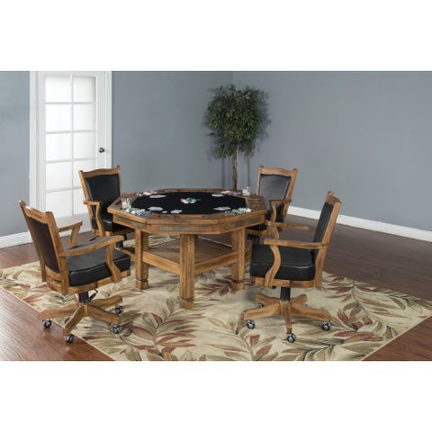 Sedona Game/ Dining table