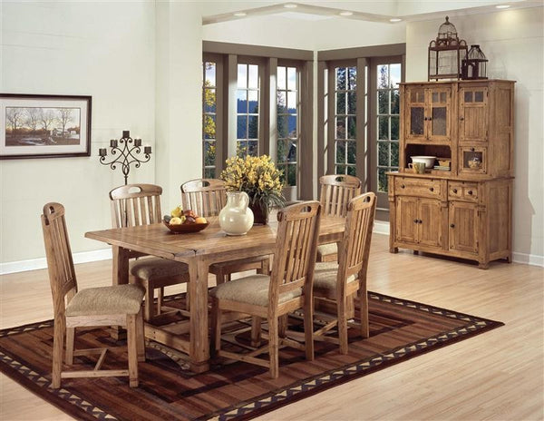 Sedona Extension Table Dining Collection Furniture  : 1116RO 800x800grande from northstatefurniture.com size 600 x 464 jpeg 50kB