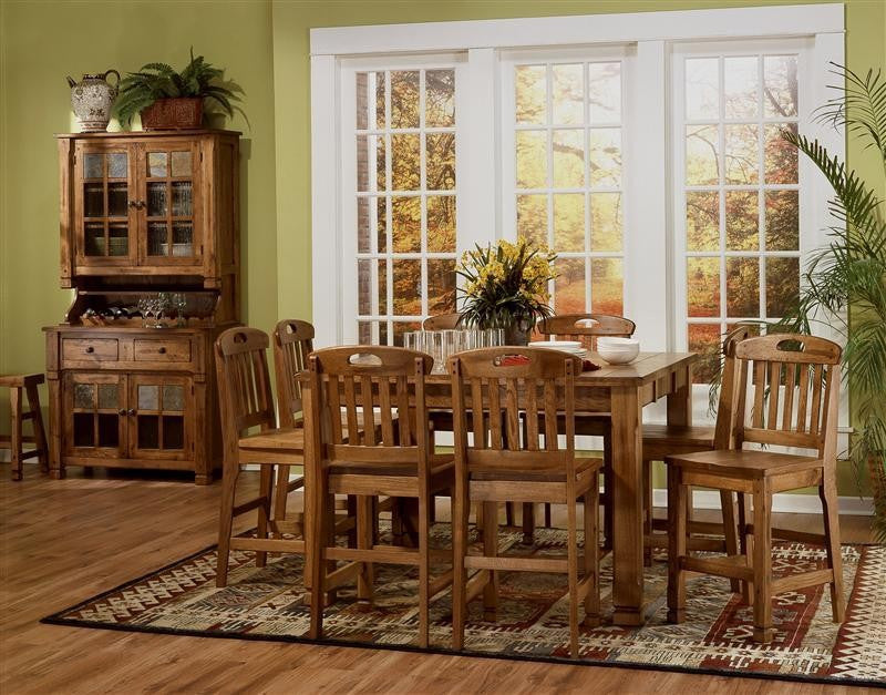 Sedona Family Butterfly Table Dining Collection