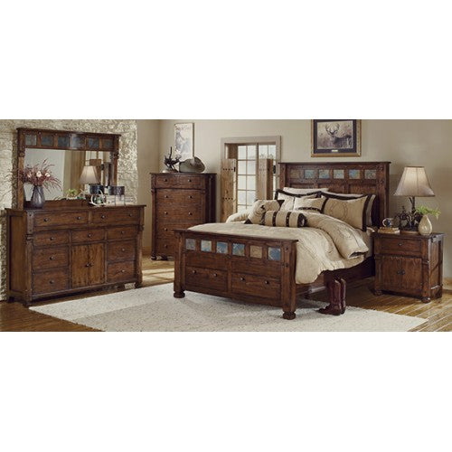 Santa Fe Bedroom Set