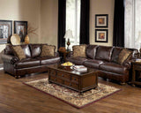 Axiom-Walnut Living Room Collection