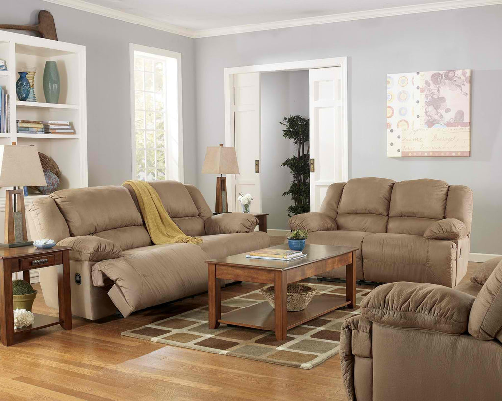 Hogan-Mocha Living Room Collection