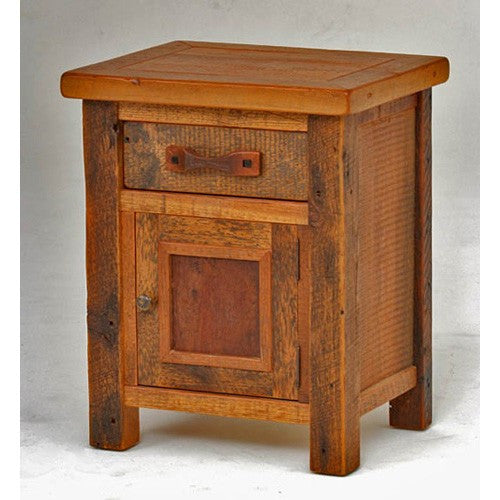 STONY BROOKE – NIGHTSTAND WITH 1 DOOR AND 1 DRAWER