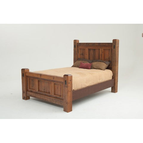 Queen Stony Brooke Highland Panel Bed