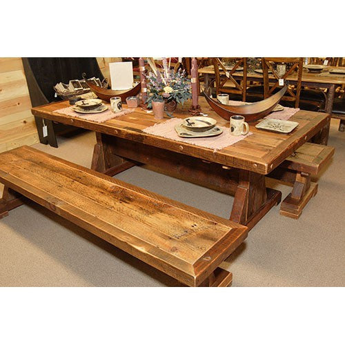 STONY BROOKE – TRESTLE TABLE