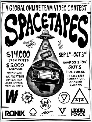 WE ARE DIG'N SPACE TAPES 2020