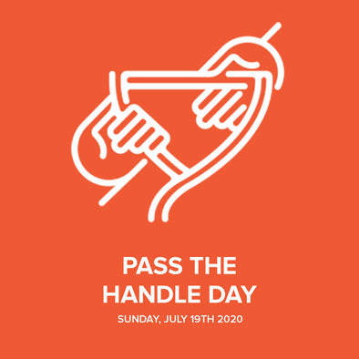 Pass The Handle Day