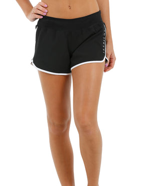 JETPILOT NEW CORP LADIES 3.5 BOARKSHORT BLACK
