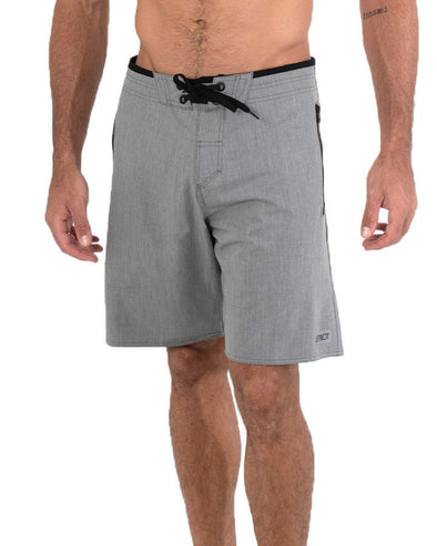 JETPILOT SLATE MENS BOARKSHORT HEATHER