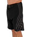 JETPILOT FUTURE MENS BOARDSHORT BLACK/BLACK