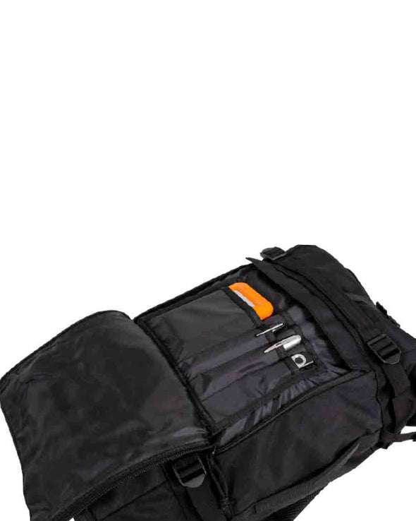 JETPILOT VENTURE 36L BACKPACK BLACK