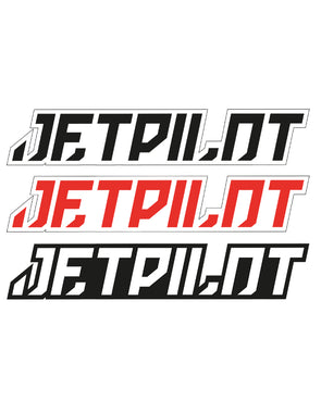 JETPILOT 8' MX DECAL ASSORTED